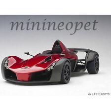 AUTOart 18115 BAC MONO 1/18 MODEL CAR METALLIC RED