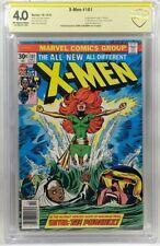 X-Men #101 - CGC 4.0 - Showcase