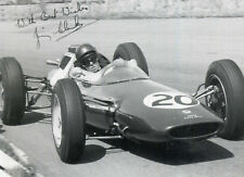 JIM CLARK Signed 'Lotus' Photograph - MOTOR RACING / F1 Star - preprint