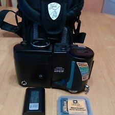 NIKON COOLPIX 4500 CAMERA W/BATTERY AND MEMORY CARD AND BAG