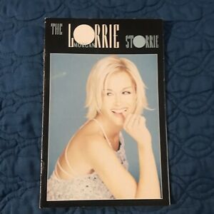 Lorrie Morgan Fan Club Membership Storrie Newsletter Vol 7 No 1 Vintage Jan 2000