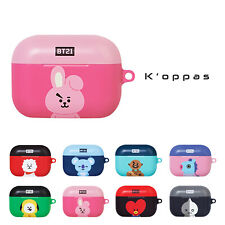 Official BTS BT21 Hard Airpods Pro Case Cover 100% Authentic KPOP Goods