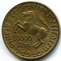 10000 MARK 1923 Deutschland German Reich Weimar Republic #DA661.2UW