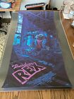 Daniel Danger Theodore Rex Limited Edition Sold Out Print Nt Mondo