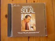 Martial Solal The RCA Sessions Gilbert Rovere Jean-Francois Jenny Clarke RAR!