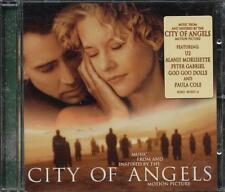 City Of Angels Ost - U2/Peter Gabriel/Alanis Morissette/Goo Goo Dolls Cd Ottimo