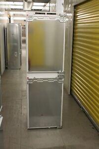 Siemens KI85NADE0G 50/50 Integrated Fridge Freezer noFrost softClosing Door