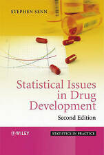 Statistical Issues in Drug Develop 2e (Statistics in Practice), Good, Senn, Book