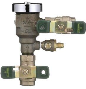 Watts 1/2 lf008pcqt spill resistant vacuum breaker new In Box
