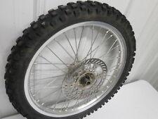 2003 KX125 KX250 KX 125 250 2 stroke OEM Front Wheel Assembly 03 04 05