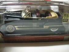 1:18 YATMING Road Legends LIMITED Real Leather 1949 Cadillac COUPE DEVILLE