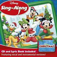 Disney Sing-Along: Disney Christmas - Various Artists (NEW CD)