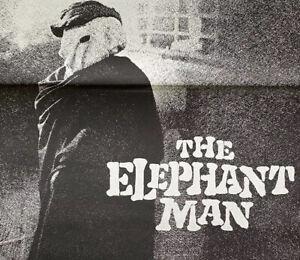 ***MINT*** DAVID LYNCH ELEPHANT MAN ORIGINAL DAYBILL AUSTRALIAN MOVIE POSTER!!!