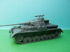 Airfix compatible 1/32 scale German Panzer IV Tank (grey)