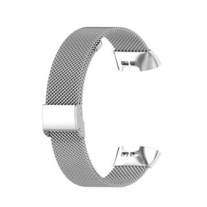 For Fitbit Charge 3 / 4 Replacement Stainless Steel Sports Band Strap S/ L US