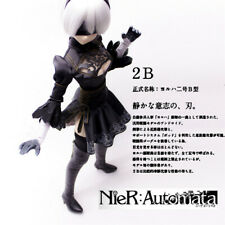1/3BJD SD DD NieR:Automata 2B Cosplay Costume Wig Boots Custom Made For BJD Doll