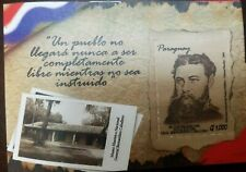 O) 2019 PARAGUAY, BERNARDINO CABALLERO - HISTORIC MUSEUM, MNH