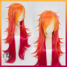 League of Legends LOL Miss Fortune Star Guardian Cosplay Costume Hair Wig +CAP