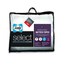 Sealy Select Response 5cm Mattress Topper Single Double King Super K