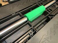 Traxxas XMAXX Centre Driveshaft Brace Support Protection (Propshaft drive shaft)