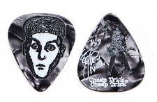 Cheap Trick Rick Nielsen Signature Gray Pearl Guitar Pick - 2015 Tour
