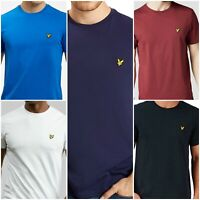LYLE & SCOTT SHORT SLEEVE  CREW NECK SHIRT FOR MEN CLEARANCE SALE