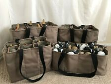 4 Custom Decoy Bags, Duck Hunters Special Teal, Life Size, Duck & Magnum Bags