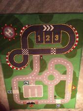 Ikea Car Road Rug Play Mat