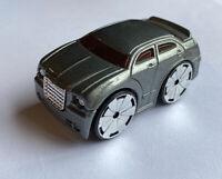 2005 Hotwheels Blings Chrysler 300C Hemi Grey V8 Very Rare!