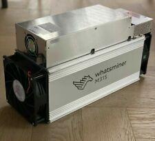 Whatsminer M31S 76T BTC ASIC Bitcoin Miner Machine, SHA-256, Hashrate of 76Th/s