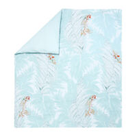 YVES DELORME | SOURCES DUVET COVER 300TC EGYPTIAN COTTON 60% OFF RRP