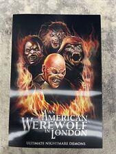 "Neca An American Werewolf in London Nightmare Demon Ultimate 7"" Action Figure"