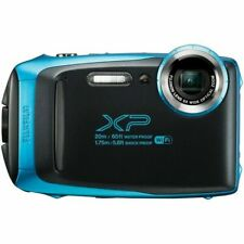 Fujifilm FinePix XP130 16.4 MP Digital Camera - Blue