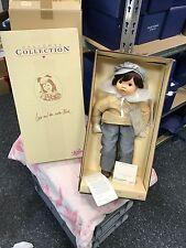 Zapf Puppe Marco Sonntagskind 40 cm. Mit Karton & Zertifikat. Nie Ausgepackt