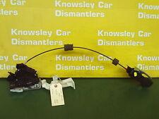 FORD Mondeo MK3 2000-07 N/S/F Lato Passeggero Meccanismo Di Blocco Porta anteriore (8 PIN)