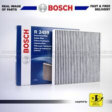 R2499 SMART FORTWO COUPE (451) 0.8 1.0 0.0 BOSCH POLLEN CABIN FILTER CARBON