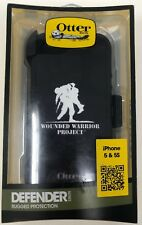 OtterBox Defender Series Case & Holster: Wounded Warrior Project (iPhone 5 & 5S)