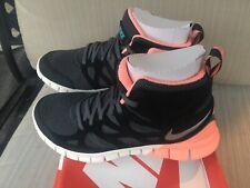 New Nike Free Run 2 Men's Sneakers US 8.5 616744 001 Sneakerboot Eur 42 NIB