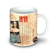 43rd BIRTHDAY GIFT - 1975 Mug For Men and Women