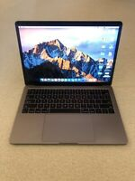 "Apple MacBook Pro 13"" Laptop, 256GB - MPXT2LL/A - (June, 2017, Space Gray)"