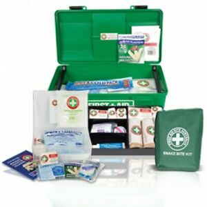 FIRST AID KIT-FAMILY SAFETY COMBO