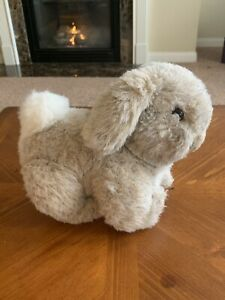 RARE Vintage Gund bunny rabbit Realistic plush Stuffed Animal toy 1985