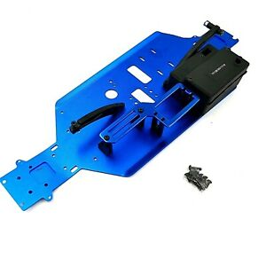 FTX Carnage NITRO Aluminum Chassis Kit FTX6402 & FTX6403 - 1/10 - BRAND NEW