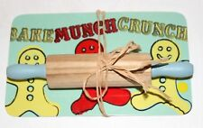 Jamie Oliver Rolling Pin and Tray.