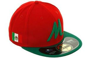 Mexico Official Caribbean Series New Era 2015 Serie Del Caribe 59FIFTY Hat Cap
