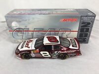 2003 Action Dale Earnhardt Jr #8 Clear Bud MLB All Star Game 1/24 Scale Diecast