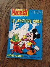 le mystère rôde MICKEY PARADE 772 bis (1967) walt disney RARE