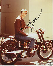 HENRY WINKLER - HAPPY DAYS AUTOGRAPH SIGNED PP PHOTO POSTER