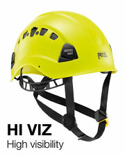 HELMET FOR INDUSTRY CASCO VERTEX VENT YELLOW HI-VIZ PETZL