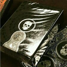 SKULL & BONES PHANTOM superior limited edition playing cards JACKSON ROBINSON